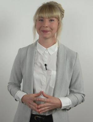 Melanie Wagner, Biochemikerin, Expertin im Team von ParasiteExperts